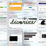 Licorize API: How to include Licorize' bookmarks into your page