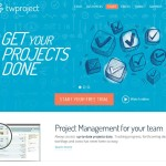 "If you are thinking at ""teamwork"" you are probably looking for Twproject"